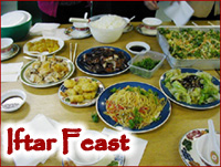 An Iftari Feast article at PakiRecipes.com