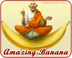 The Amazing Banana article at PakiRecipes.com