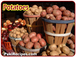 Rediscovering Potatoes article at PakiRecipes.com