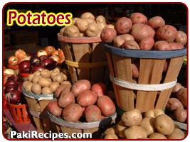 Rediscovering Potatoes article at PakiRecipes.com