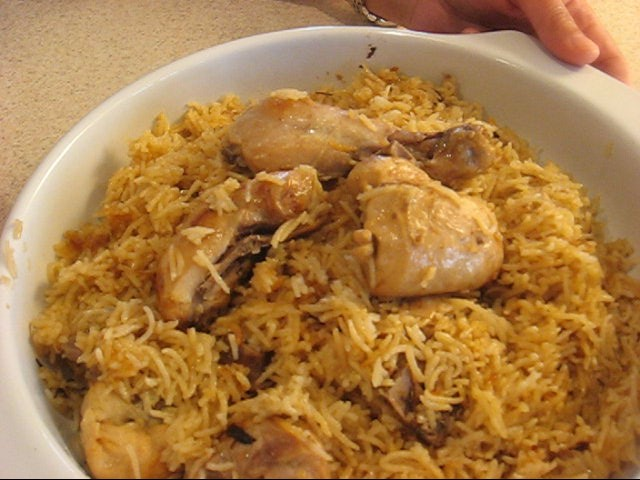 Chicken Pulao Special