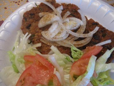 Chapli Kabab Special