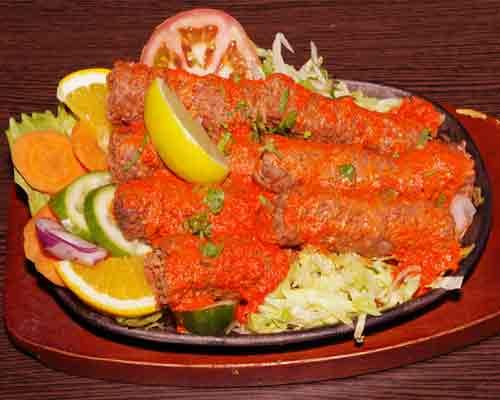 Seekh Kabab Special