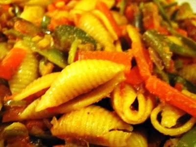 Chicken Pasta Special