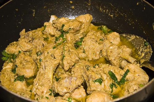 Chicken white karahi recipe at pakirecipes chicken white karahi at pakirecipes forumfinder Images