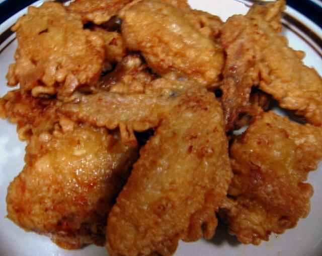 Crispy chinese fried chicken recipe
