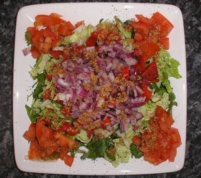 Mixed Vegetable Salad At PakiRecipes