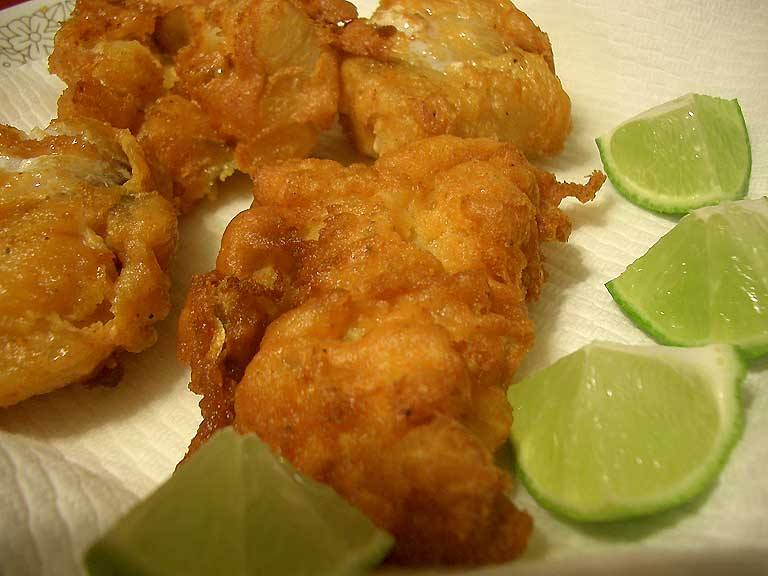 fried fish recipe batter