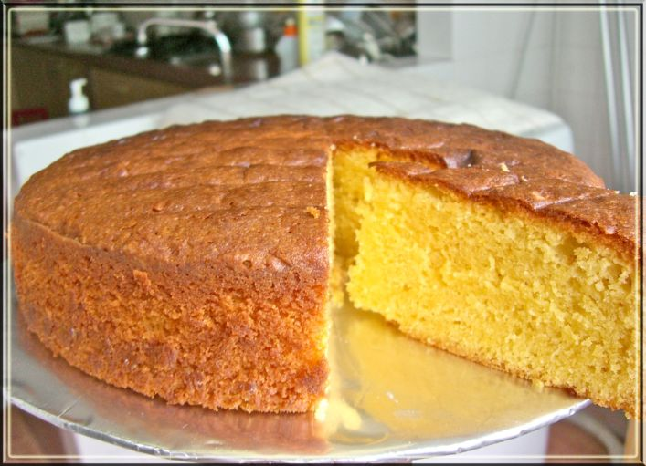 Simple Butter Cake Images : Butter Cake recipe at PakiRecipes