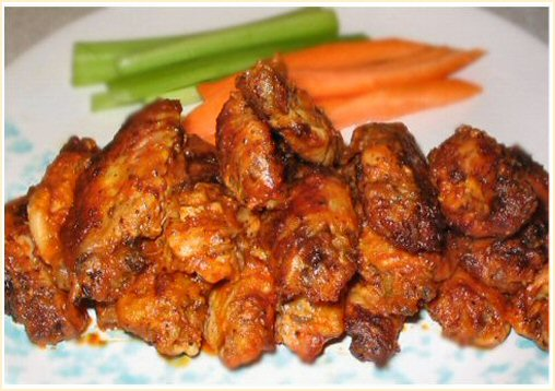 Hot buffalo wings recipes