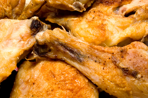 how to cook chicken pieces on rack in oven