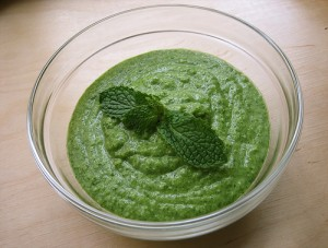 Mint Chutney at PakiRecipes.com