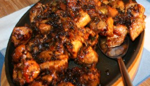 Black Chilli Chicken at PakiRecipes.com