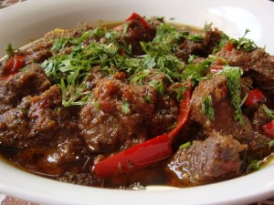 Karahi Gosht at PakiRecipes.com