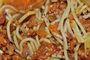 Qeema Noodles