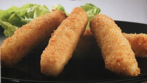 Breaded Finger Fish