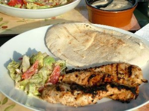 Chicken Shawarma at PakiRecipes.com