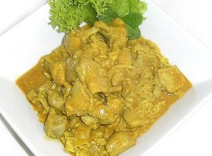 Chicken Ka Sufaid Qurma