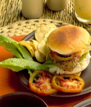 Veggie Burgers at PakiRecipes.com
