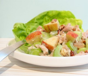 Waldorf Chicken Salad at PakiRecipes.com