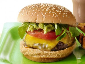 All American Burgers at PakiRecipes.com