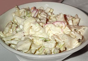 Coleslaw at PakiRecipes.com