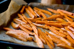 Sweet Potatoes Fries at PakiRecipes.com