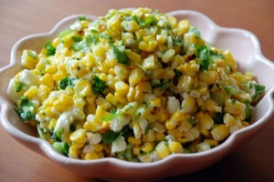 Roasted Corn Salsa at PakiRecipes.com