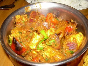 Chicken Karaahi