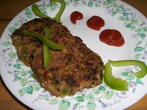 Matar Cutlets at PakiRecipes.com