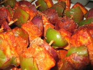 Fried Seekh Boti at PakiRecipes.com