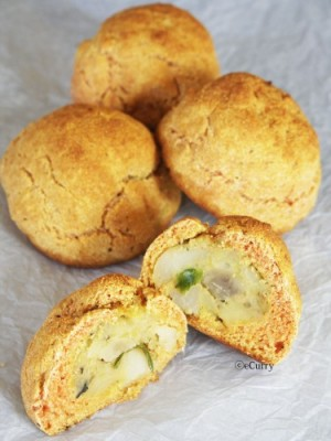 Potato Bondas at PakiRecipes.com