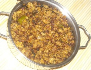Achari Qeema at PakiRecipes.com