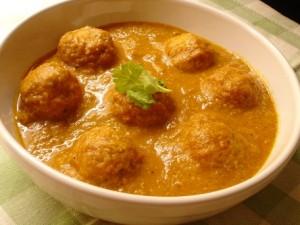Qandhari Koftay recipe