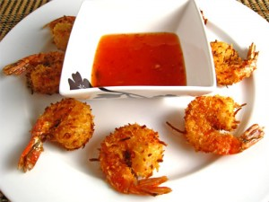 Coconut Shrimp at PakiRecipes.com