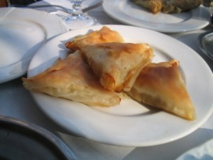 Cheese Parcels
