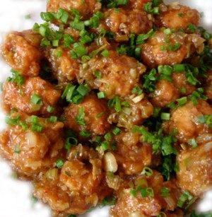 127 Chicken Manchurian