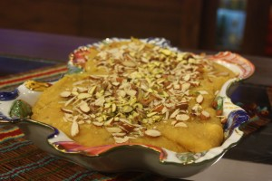 Chanay Ki Daal Ka Halwa at PakiRecipes.com
