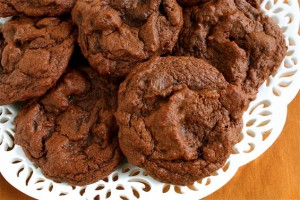 Double Chocolate Chip Cookies at PakiRecipes.com