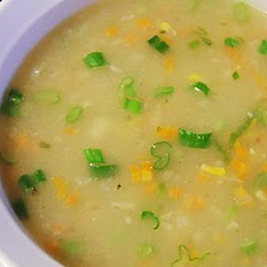 Corn And Peas Soup at PakiRecipes.com