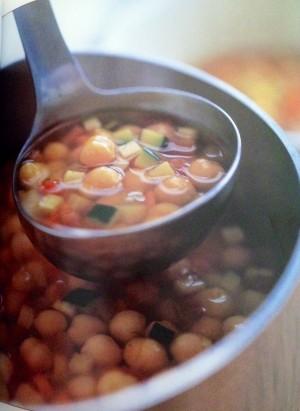 Chickpea Soup at PakiRecipes.com