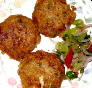 Shami Kabab at PakiRecipes.com