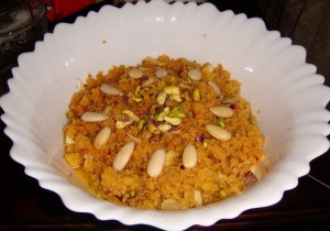 Unday Ka Halwa