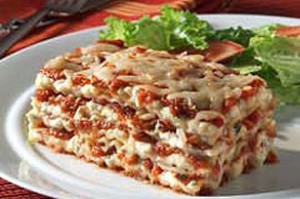Cheesy Lasagna at PakiRecipes.com