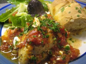 Chicken With Tomato Sauce at PakiRecipes.com