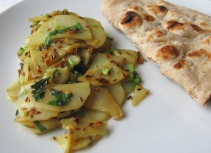 Aloo Ki Bhaji at PakiRecipes.com