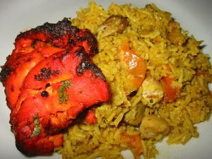 Grilled Chicken Tikka at PakiRecipes.com