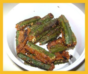 Bhari Bhindi at PakiRecipes.com