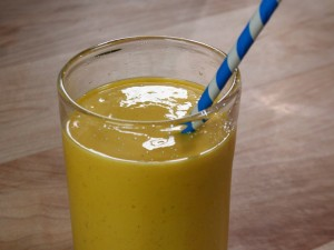 Banana Orange Shake at PakiRecipes.com