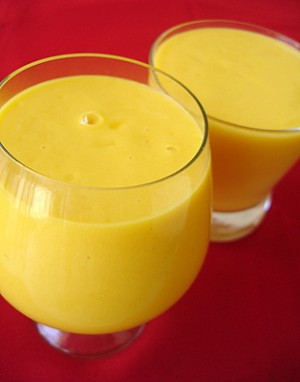 Rich Mango Lassi at PakiRecipes.com